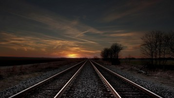 Amazing Double Tracks wallpapers and stock photos