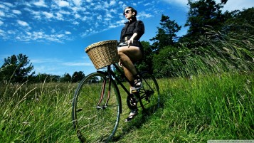 Bicycle Ride wallpapers and stock photos