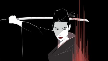 Lucy Liu Samurai wallpapers and stock photos