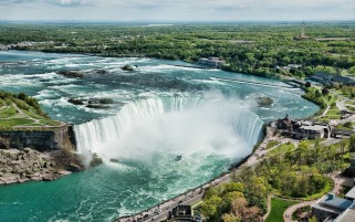 Beautiful Niagara Falls wallpapers and stock photos