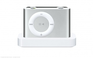 iPod Shuffle dock wallpapers and stock photos