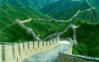 Previous: Great Wall Of China One