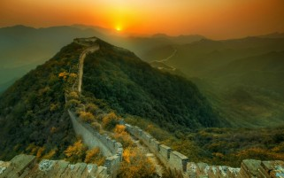 Next: Great Wall Of China Three