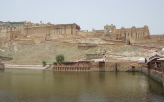 Amber Fort wallpapers and stock photos