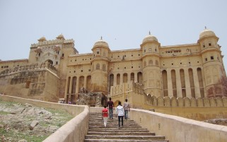 Amer Fort wallpapers and stock photos