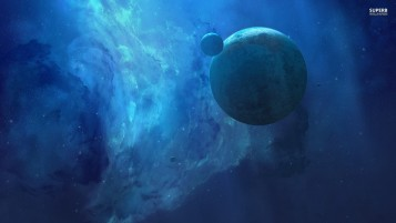 Blue Universe wallpapers and stock photos