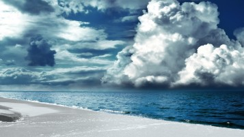 Blue Beach wallpapers and stock photos