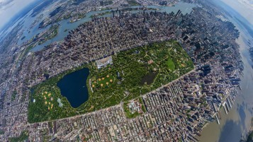 Central Park New York Three wallpapers and stock photos