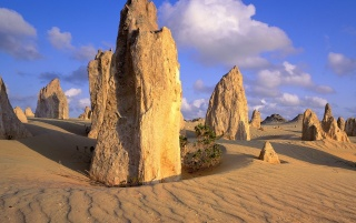 Pinnacles Desert wallpapers and stock photos