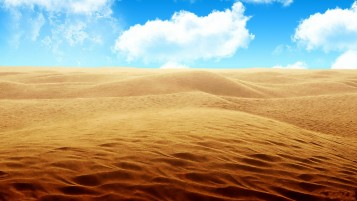 Desert & Sky wallpapers and stock photos