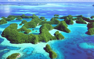 Republic of Palau wallpapers and stock photos