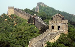 Great Wall Of China Five wallpapers and stock photos
