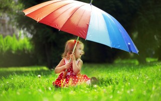 Previous: Small Girl Big Umbrella