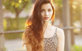 Long Hair Girl wallpapers and stock photos