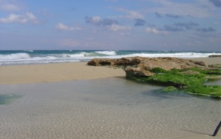 Libya Tajoura beach wallpapers and stock photos