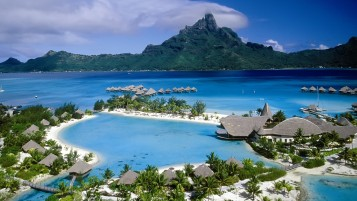 French Polynesia wallpapers and stock photos