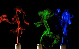 Smokey Candles wallpapers and stock photos