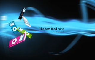 New Ipod Nano wallpapers and stock photos