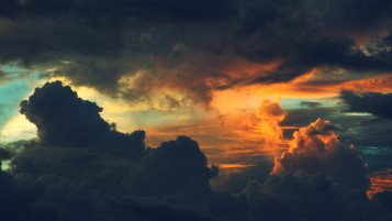Cumulonimbus Clouds wallpapers and stock photos
