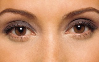 Close-up de Bellas ojos marrones wallpapers and stock photos