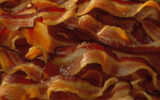 Bacon frito wallpapers and stock photos