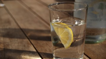 Random: Cold Lemon Water