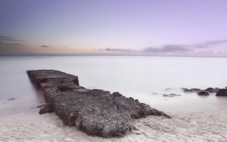 Beach Stones Landscape wallpapers and stock photos