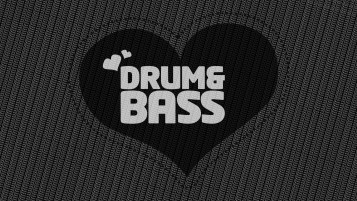 Drum & Bass Love wallpapers and stock photos