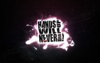 Hands Up Will Never Die wallpapers and stock photos