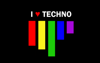 Techno Seven wallpapers and stock photos