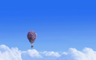 Pixar Up Movie wallpapers and stock photos
