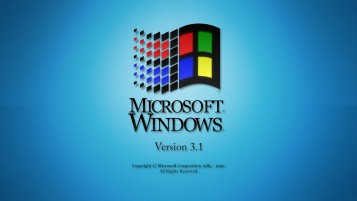 Microsoft Windows Version 3.1 wallpapers and stock photos