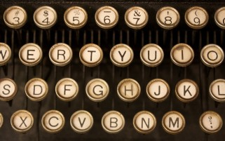 Typewriter's Letters wallpapers and stock photos