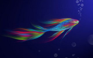 Rainbow Fish wallpapers and stock photos