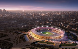 London City Olympic Stadium wallpapers and stock photos