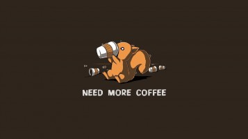 Next: Need More Coffee