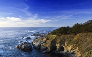 California Coast Line Ocean wallpapers and stock photos