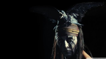Random: Tonto - The Indian