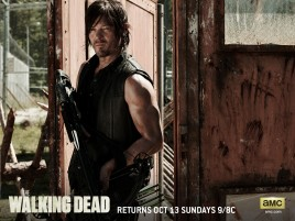 Random: The Walking Dead Season 4: Daryl