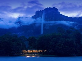 Venezuela Angel Falls wallpapers and stock photos