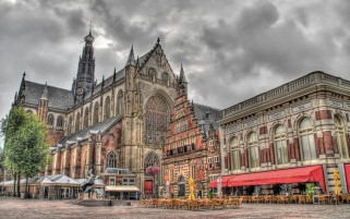 Haarlem Holland wallpapers and stock photos