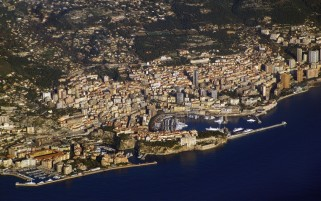 Monaco City Five wallpapers and stock photos