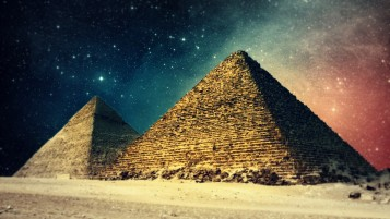 Random: Digital Egypt Pyramids