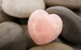Heart Rock wallpapers and stock photos