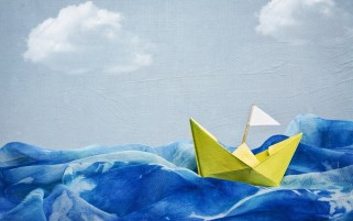 Paper Boat wallpapers and stock photos