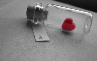 Random: Bottled Heart
