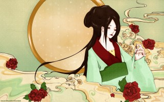 Geisha wallpapers and stock photos