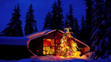 Christmas Night wallpapers and stock photos