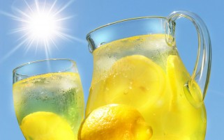 Sunny Lemonade wallpapers and stock photos