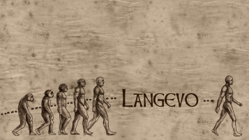 Language evolution - Langevo wallpapers and stock photos